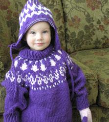 Purplesweater